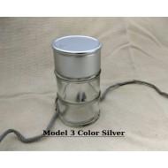Model 2 color silver