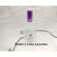 Model 3 color lavendar