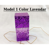 Model 1 lavendar