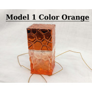 Model 1 orange
