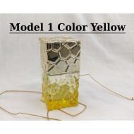 Model 1 yellow