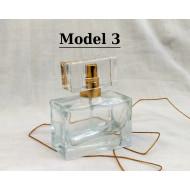 Model 3 transparent