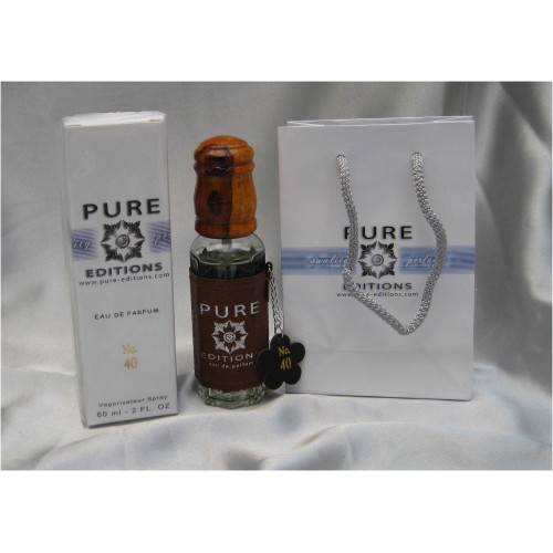 50. Yearling Sport Eau de Parfum in a hand made PURE EDITIONS bottle and box (60ml)